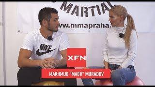 Praha je Praha, říká uzbecký rodák Makhmud Muradov v pořadu XFN fresh talk...