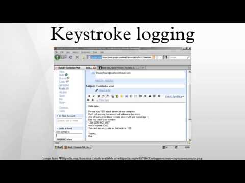 Key Logger Free – Monitor and Log Keyboard Activities