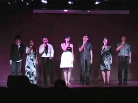 trumpets broadway medley part 1