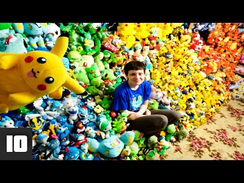 10 CRAZIEST COLLECTIONS In The World | LIST KING