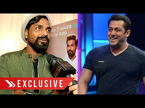 Remo D'Souza Talks About His Film With Salman Khan | Exlusive Interview | 'EscapeX' App