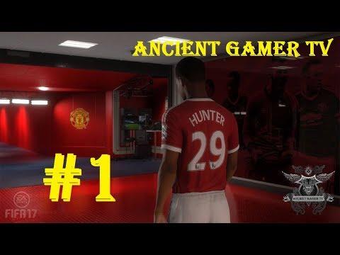 FIFA 17 Alex Hunter Yolculuk Hikayesi Türkçe #1