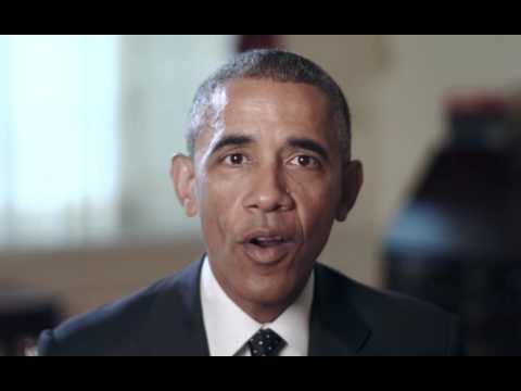 President Barack Obama on 2016
