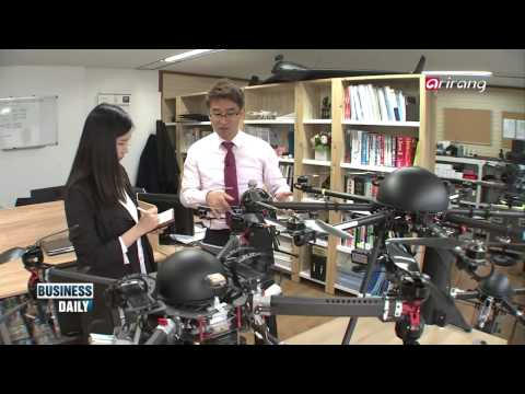 Business Daily-The advancing drone market   커져가는 무인기 시장