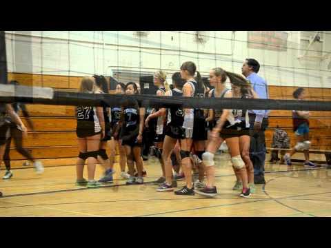 Citadel Middle School Grade 8 Volleyball Team