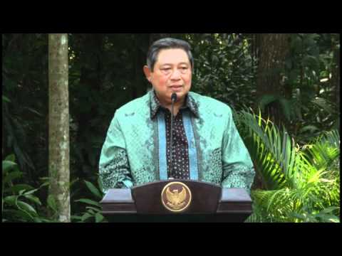 A global policy address by the President of the Republic of Indonesia