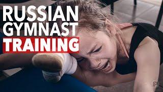 Художественная Гимнастика не для мужчин Мотивация Реальная Тренировка Rhythmic Gymnastics Russia