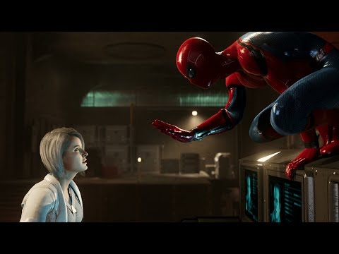 Spider-Man and Silver