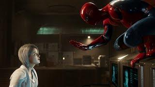 Spider-Man and Silver Sable vs Hammerhead's Thugs (Stark Suit Walkthrough) - Marvel's Spider-Man