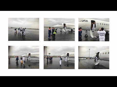 Covid 19 : deux Falcon au service de lopération Résilience - Dassault Aviation