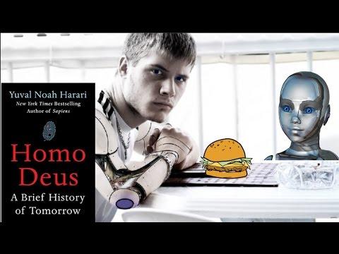 HOMO DEUS BY YUVAL NOAH HARARI   ANIMATED BOOK SUMMARY   BIG 3 IDEAS