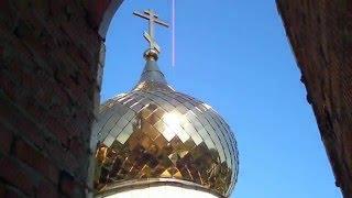 Горячий Ключ с высоты колокольни Свято-Троицкого храма(, 2016-05-03T17:59:05.000Z)