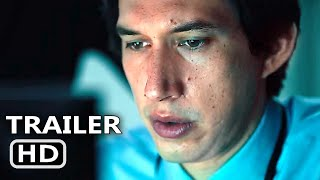 THE REPORT Official Trailer (2019) Adam Driver, Jon Hamm, Michael C Hall Movie HD