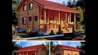 АРМАДА Как построить дом ?(Мы строим с 2004 года! Дома из оцили..., 2016-06-24T12:17:54.000Z)