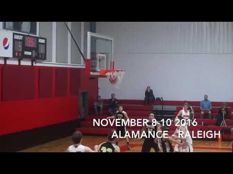 Caleb Reynolds - Lee Christian School JV/Varsity Basketball