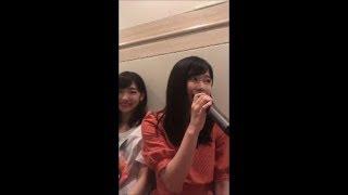 柏木由紀 横山由依 instagram live 18.07.12 横山由依 検索動画 27