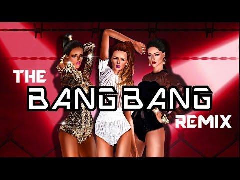 The Sims 3 Machinima-The Bang Bang Remix by Jessie J, Ariana Grande, Nicki Minaj