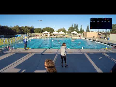 Los Gatos High School Vs Clovis - Varsity Waterpolo (Fixed view)