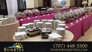 Sunrise Banquet Hall & Event Center | Recreation Centers In Vacaville