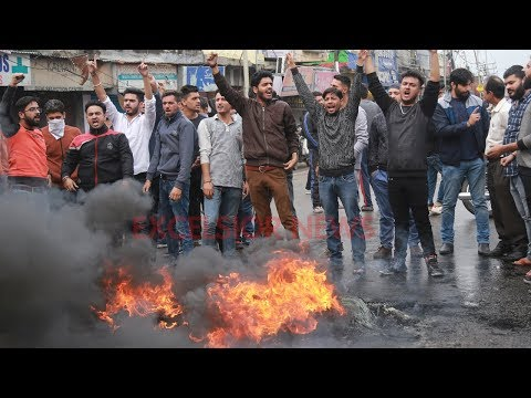Kishtwar killing: Protests across Jammu region