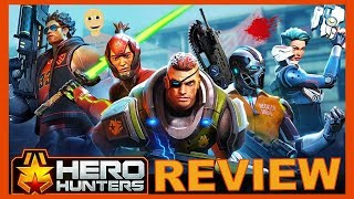Hero Hunters Android Gameplay Review (Action)