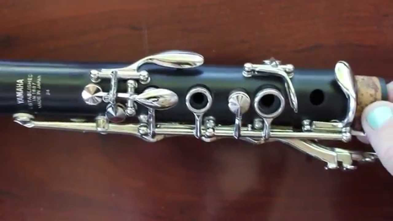 yamaha 450 clarinet. yamaha ycl34 bb clarinet (ycl450n equivalent) grenadilla wood intermediate 450