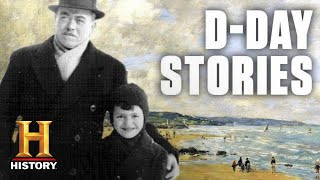 D-Day Stories: The 5-Year Old Who Was Freed By The Americans | History