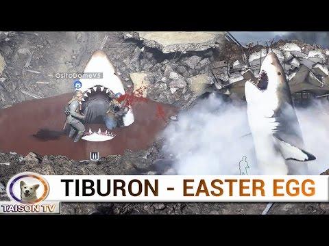 BATTLEFIELD 1 TIBURON GIGANTE EN FUERTE DE VAUX   EASTER EGG