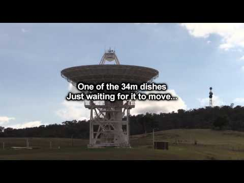 Voyager 2 - Canberra Deep Space Tracking Network (PART 3)