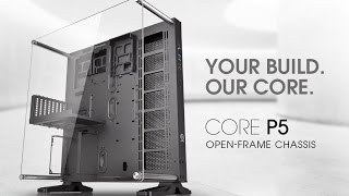 the Core P5 ATX Wall-Mount Chassis