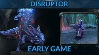 Disruptor Early Game | Dota 2 Hero Guide | GameLeap