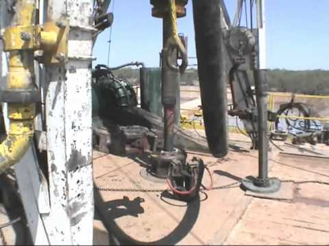 North American Drilling Corporation: Bynum Well # 4 Drilling