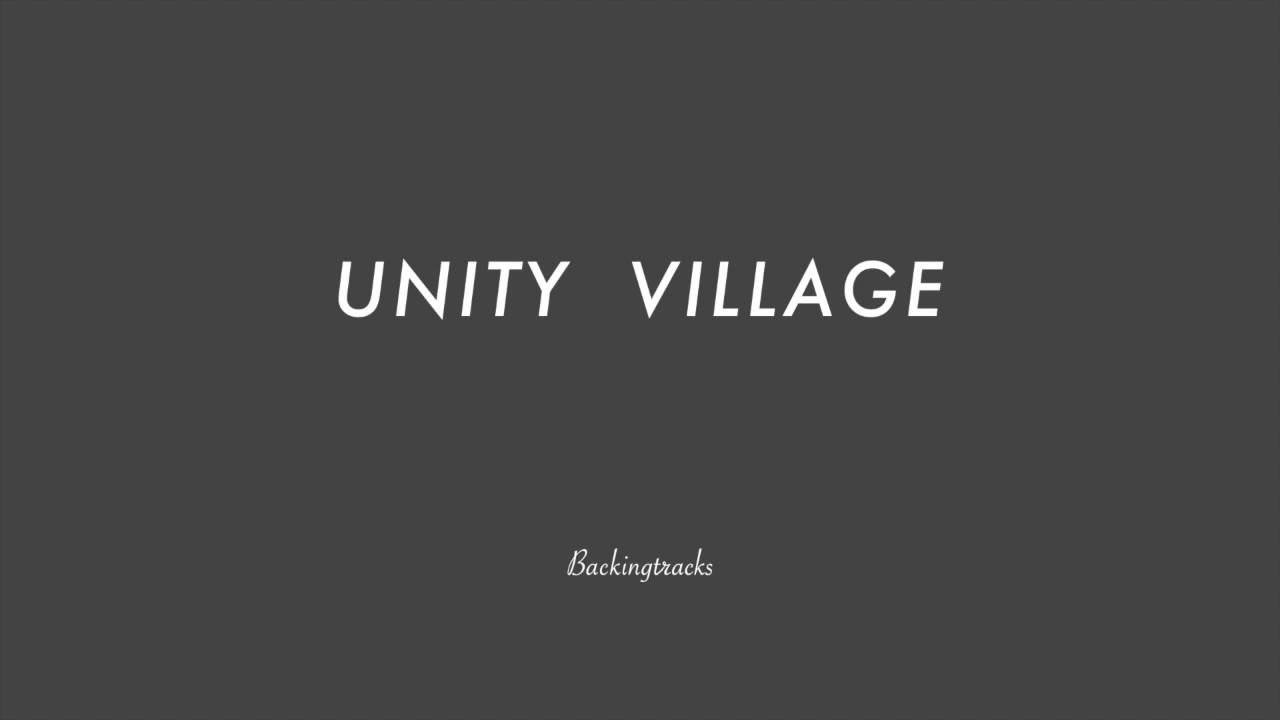 Unity Village chord progression (guitar) - Jazz Backing Track Play Along  The Real Book
