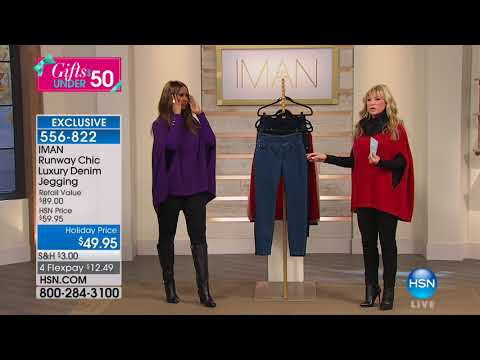 HSN | IMAN Ultimate Gifts Picks Under $50 10.27.2017 - 11 PM