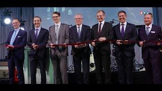 Eröffnung Porsche Wels