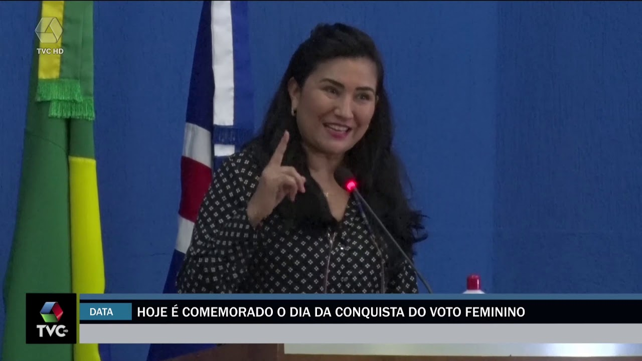 Dia do Voto Feminino é comemorado nesta quarta e lembra que mulheres são minoria na política