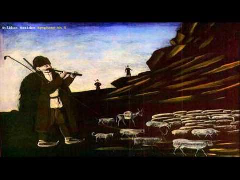 "Sulkhan Nasidze ""Symphony No.5 ~ Pirosmani"""