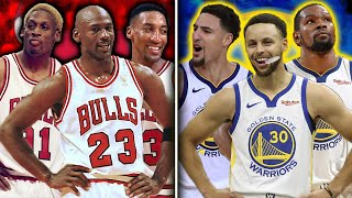 Ranking the GREATEST Big 3's in NBA History