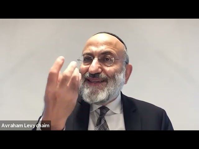 The Foundation of Judaism! - Mussar Lesson in Farsi - Lech Lecha