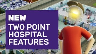 Two Point Hospital Gameplay: Dirty Docs, Murky Morals And 4 Features You'll Love