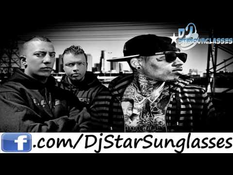 Kollegah & Farid Bang VS Kid Ink - Dynamit Live It Up ( Dj StarSunglasses Remix ) || JBG2