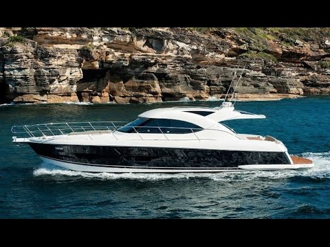 Riviera 4400 Sport Yacht For Sale In California By: Ian Van