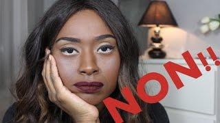 Mon pire tuto makeup!!