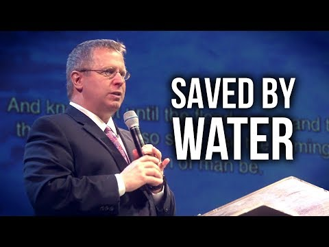 """Saved By Water"" – Pastor Raymond Woodward"