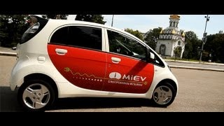Обзор электромобиля Mitsubishi i-MiEV