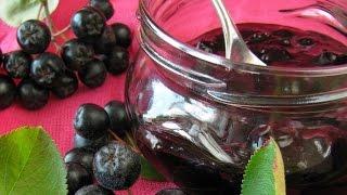 Сироп из черноплодной рябины с листьями вишни РЕЦЕПТ на зиму