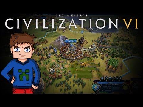 Paix et prospérité - Civilization 6 - #4 - Français