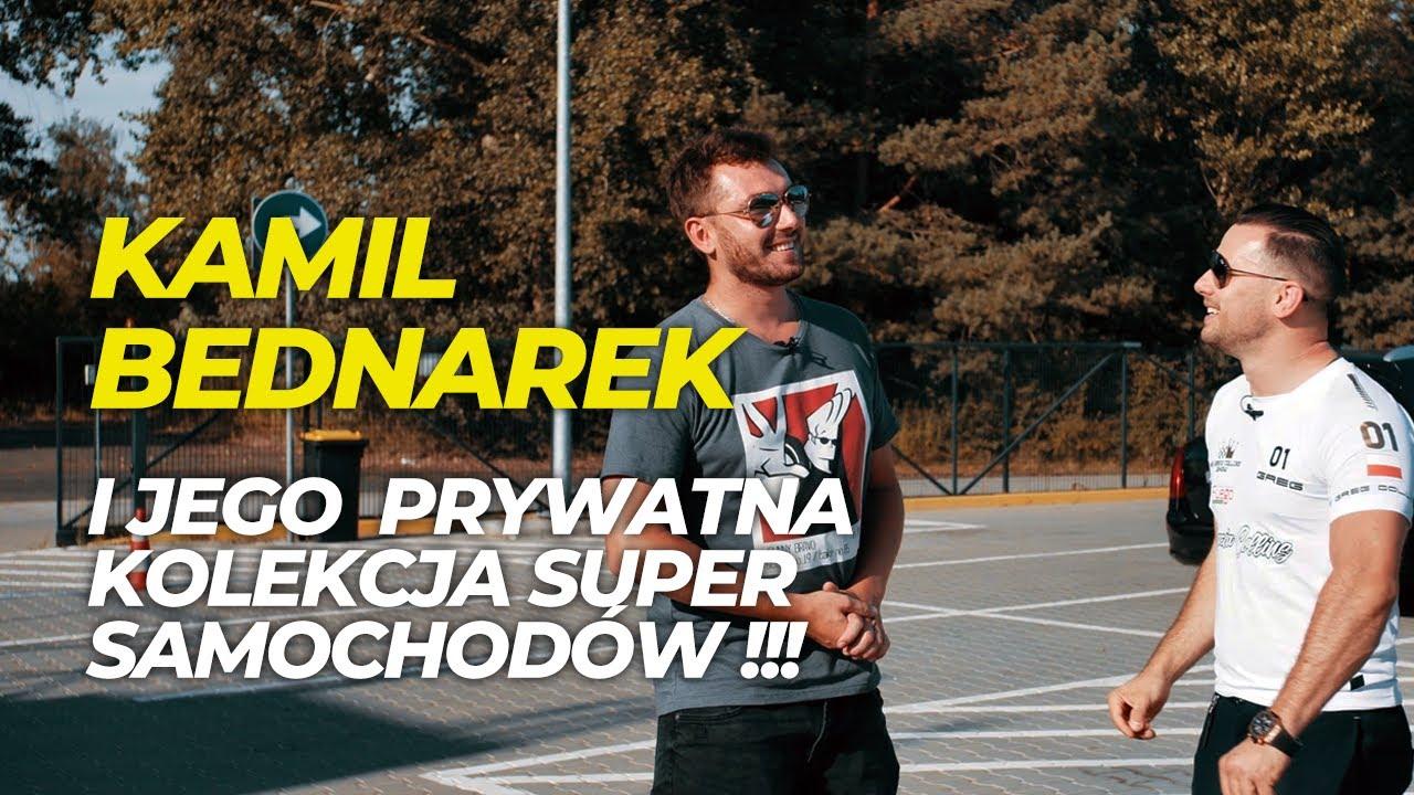 """Kamil Bednarek o swojej karierze """" 10 lat spędziłem w busie!"""" [The Greg Collins Show]"""