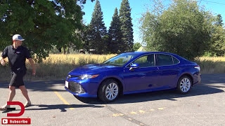 Watch This Review: 2018 Toyota Camry on Everyman Driver