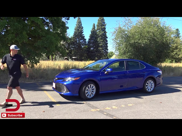 Watch This Review 2018 Toyota Camry On Everyman Driver